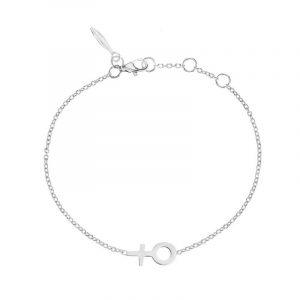 Women Unite Small Bracelet - Drakenberg Sjölin Armband - Snabb frakt & paketinslagning - Nordicspectra.se
