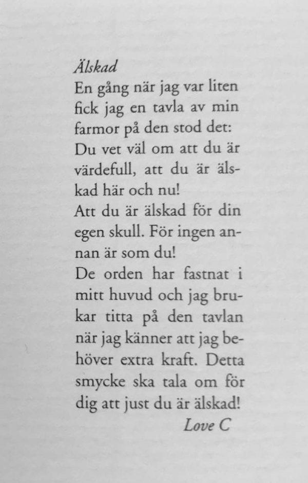 Älskad Ring Guld - Carolina Gynning Ringar - Snabb frakt & paketinslagning - Nordicspectra.se