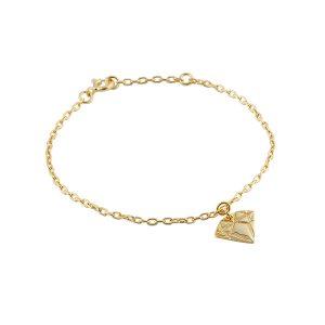 Diamond Bracelet Gold  - Emma Israelsson - Snabb frakt & paketinslagning - Nordicspectra.se