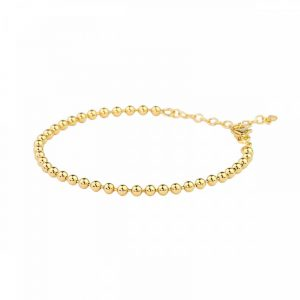 Globe Bracelet Gold - Emma Israelsson - Snabb frakt & paketinslagning - Nordicspectra.se
