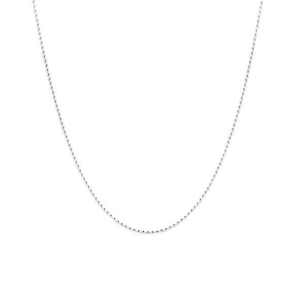 Globe Chain Thin Silver - Emma Israelsson - Snabb frakt & paketinslagning - Nordicspectra.se