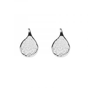 Fig Earrings Silver - Emma Israelsson - Snabb frakt & paketinslagning - Nordicspectra.se