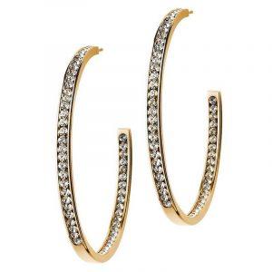 Andorra Earrings Large Gold - Edblad - Snabb frakt & paketinslagning - Nordicspectra.se