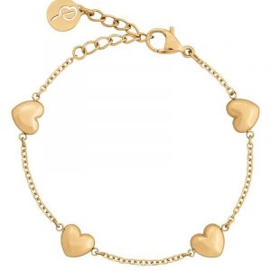 Barley Bracelet Multi Gold - Edblad - Snabb frakt & paketinslagning - Nordicspectra.se