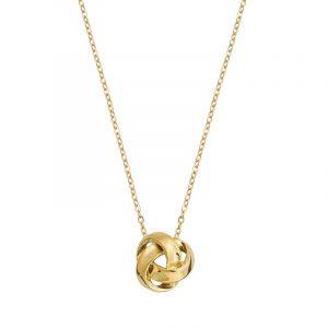 Gala Necklace Gold - Edblad - Snabb frakt & paketinslagning - Nordicspectra.se