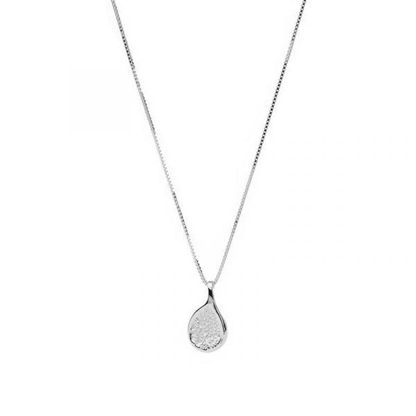 Fig Necklace Silver - Emma Israelsson - Snabb frakt & paketinslagning - Nordicspectra.se