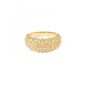 Dew Ring Gold - Emma Israelsson - Snabb frakt & paketinslagning - Nordicspectra.se