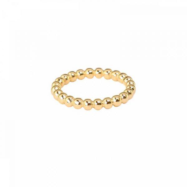 Globe Ring Gold - Emma Israelsson - Snabb frakt & paketinslagning - Nordicspectra.se