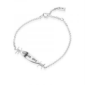 Not For Sale Bracelet - Efva Attling armband - Snabb frakt & paketinslagning - Nordicspectra.se