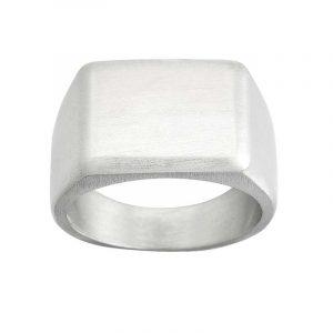 Cole Signet Ring Matt Steel - Edblad - Snabb frakt & paketinslagning - Nordicspectra.se