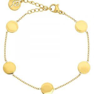 Dottie Bracelet Multi Gold - Edblad - Snabb frakt & paketinslagning - Nordicspectra.se