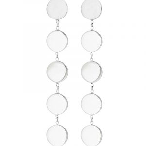 Dottie Earrings Multi Steel - Edblad - Snabb frakt & paketinslagning - Nordicspectra.se