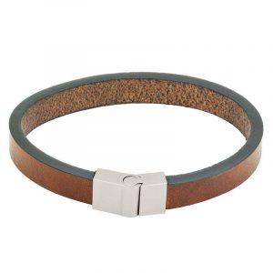 Lewis Bracelet Leather Brown - Edblad - Snabb frakt & paketinslagning - Nordicspectra.se