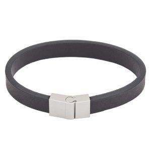 Lewis Bracelet Leather Black - Edblad - Snabb frakt & paketinslagning - Nordicspectra.se
